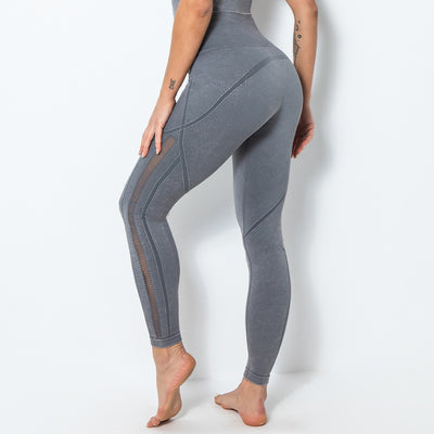 Seamless Sport Yoga Leggings With Lean Buttocks - Ahanova Sports