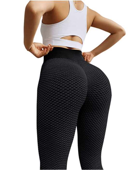 Butt Lift Workout Leggings - Ahanova Sports