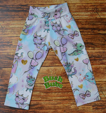 Kids Yoga Pants