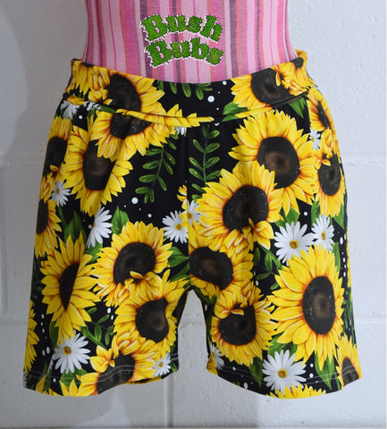 Ladies High Top Shorts