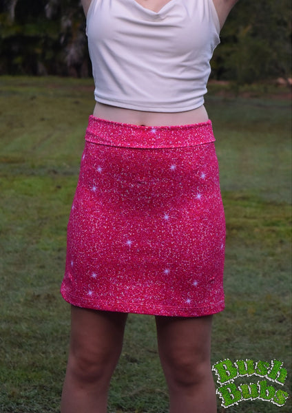 Hip Hugging Skirt