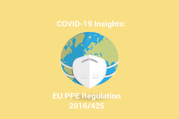 EU PPE Regulation 2016/425