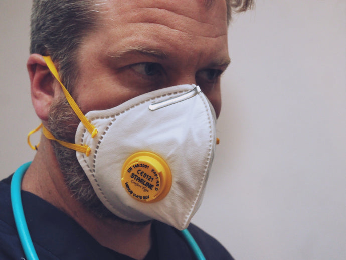 How to correctly Fit Test our Respirator Face Masks