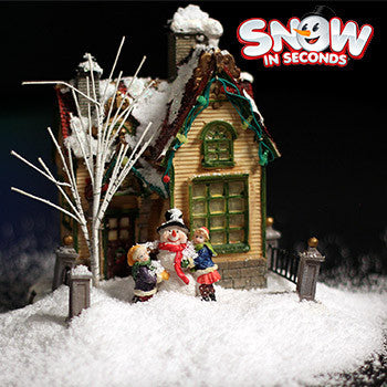Large Bag Fake Snow Snow In Seconds
