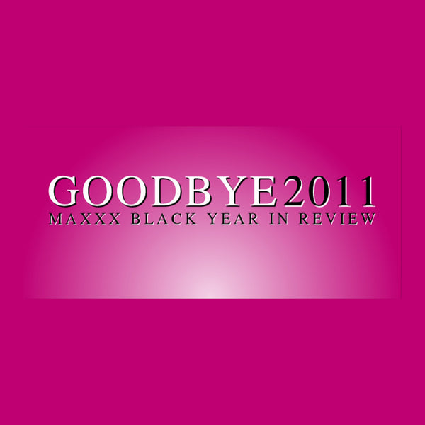 2011: Goodbye 2011, a quick year in review...