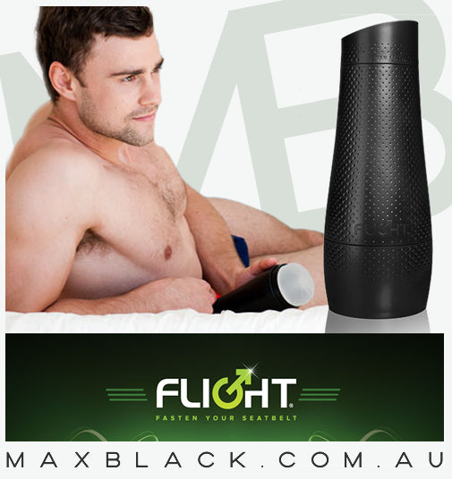 2012: NEW FLESHLIGHT FLIGHT - GET IT FIRST IN AUSTRALIA @ MAXXX BLACK