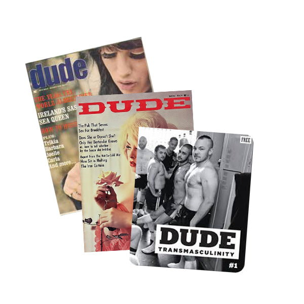 2012: SPECIAL EVENT - Dude Magazine Launch Party