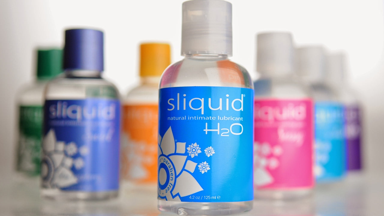 2009: Legendary lubricant…Sliquid!!