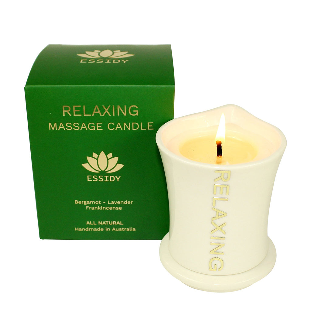 Essidy Relaxing Massage Candle