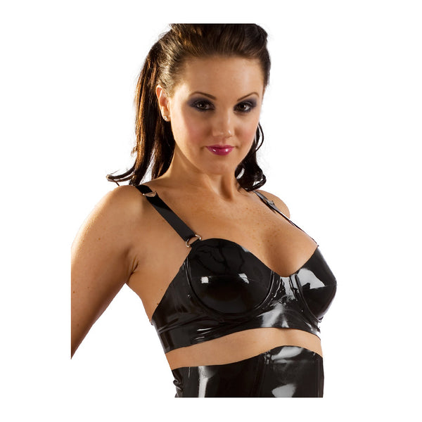Honour Latex Power Bra