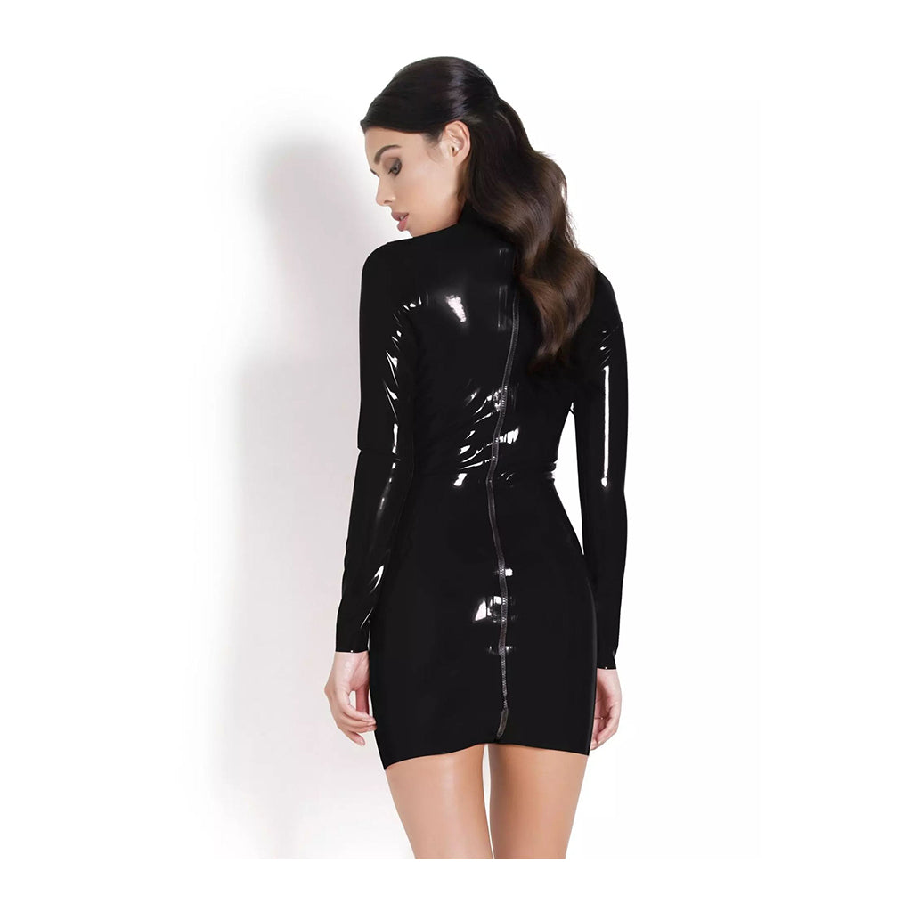 Honour Latex Bedeviled Dress