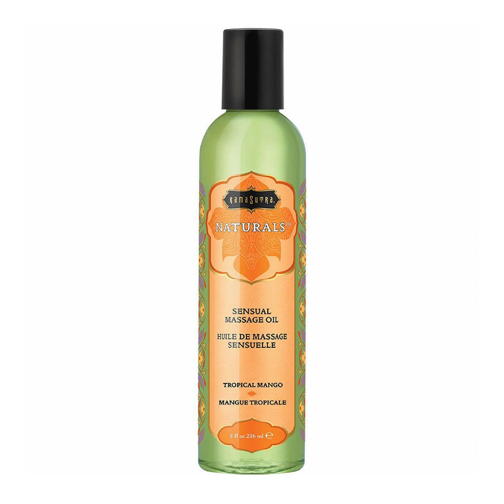 Kama Sutra Naturals Massage Oil Tropical Mango