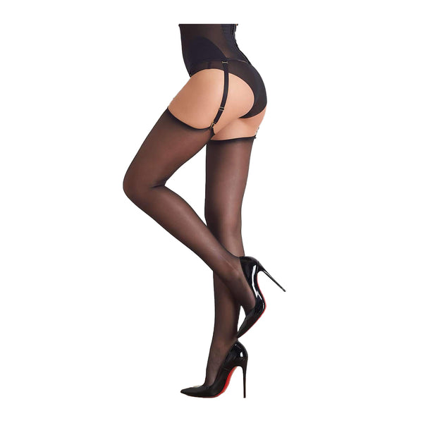 Maison Close Les Coquetteries Stockings 20 Denier