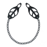 Master Series Monarch Clover Nipple Clamps