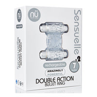 NU Rechargeable 7F Double Action Bullet Ring