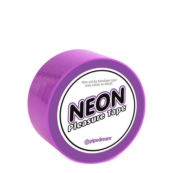 Neon Pleasure Tape Purple