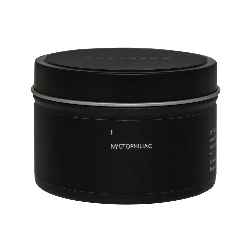 Nocturna Candle Mini Tin Nyctophiliac 91g