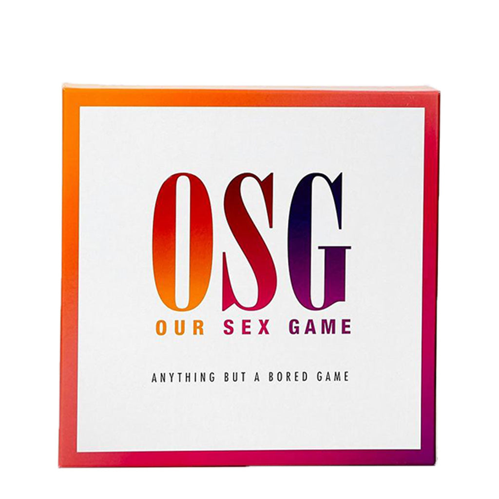 Our Sex Game Boardgame
