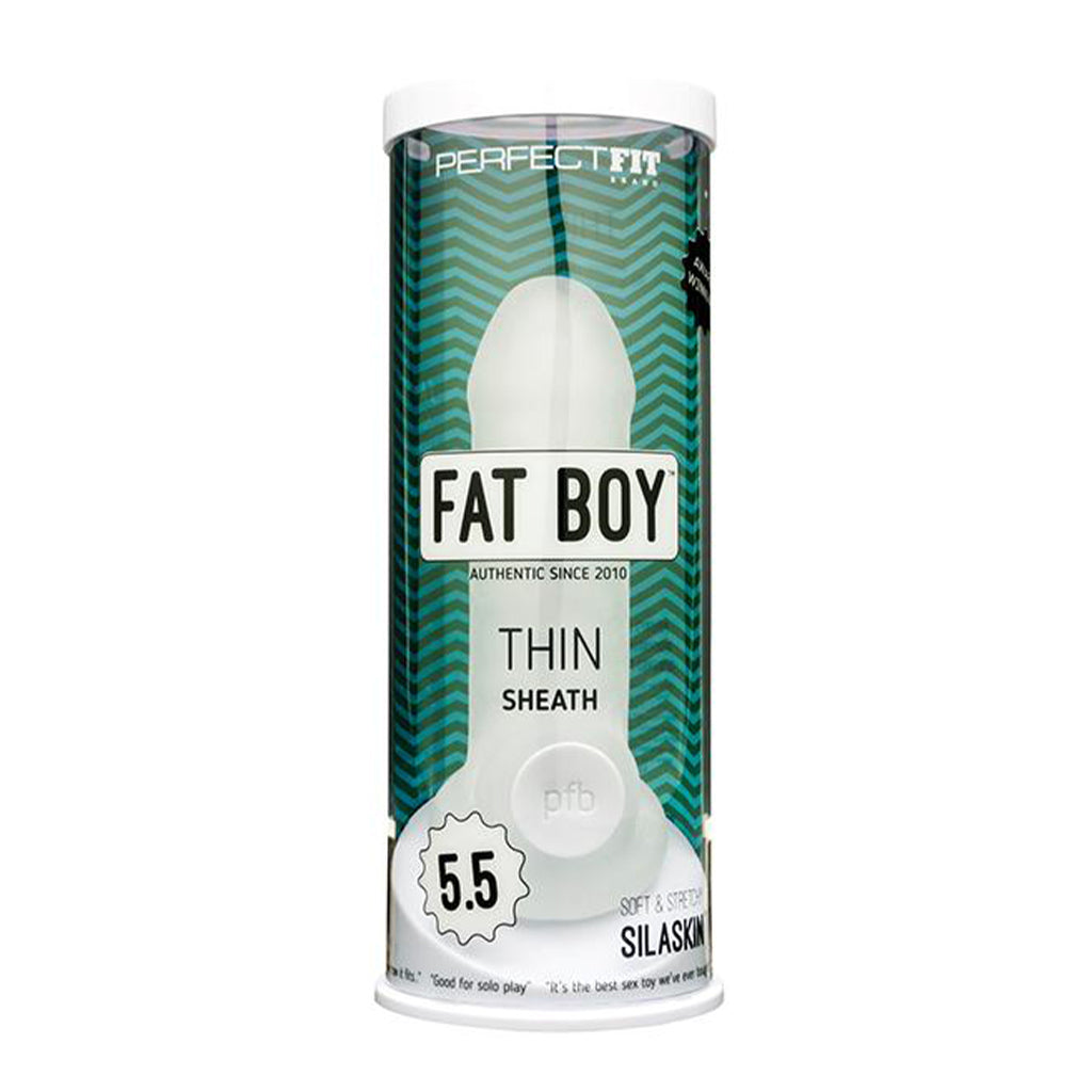 Perfect Fit Fat Boy Thin Extender 5.5""