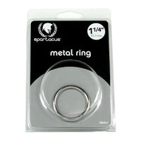 Spartacus Metal Cock Ring