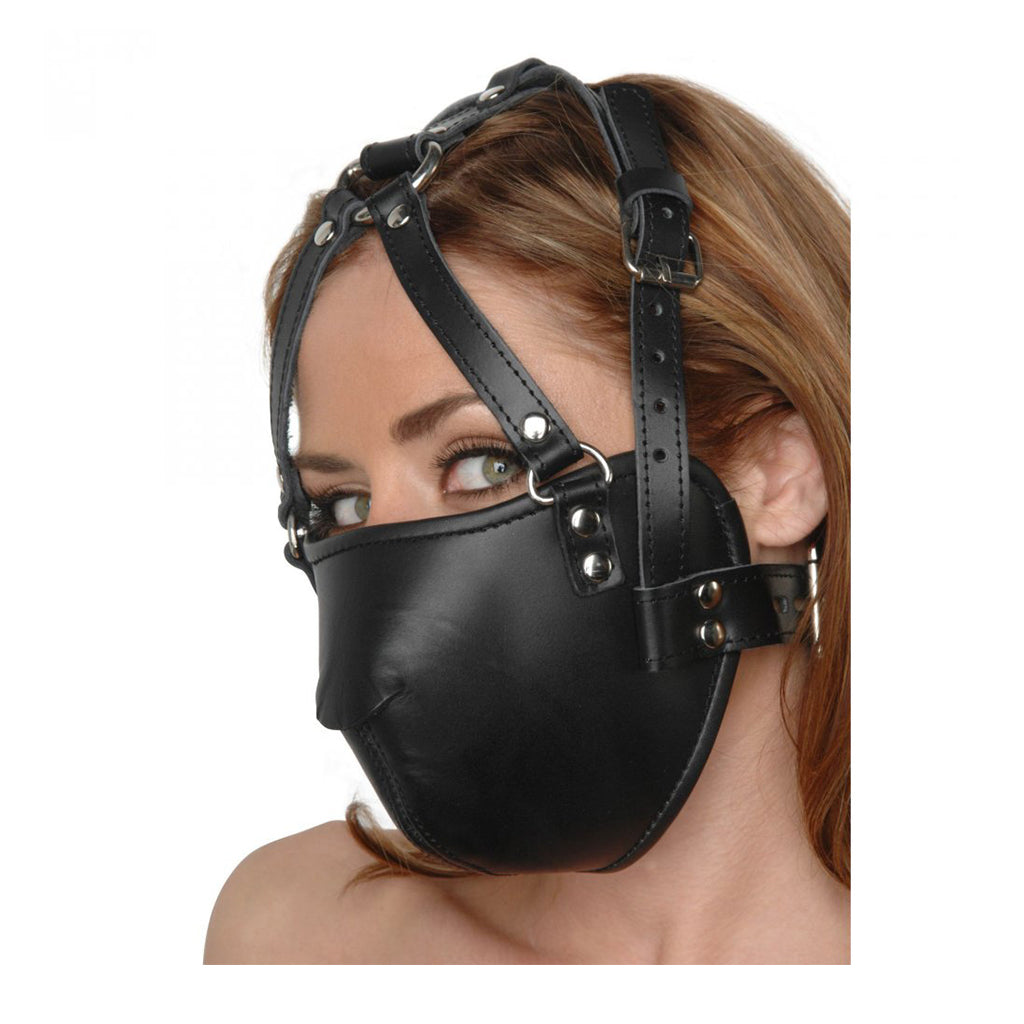 Strict Leather Face Harness Muzzle