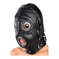 Strict Leather Total Lockdown Hood