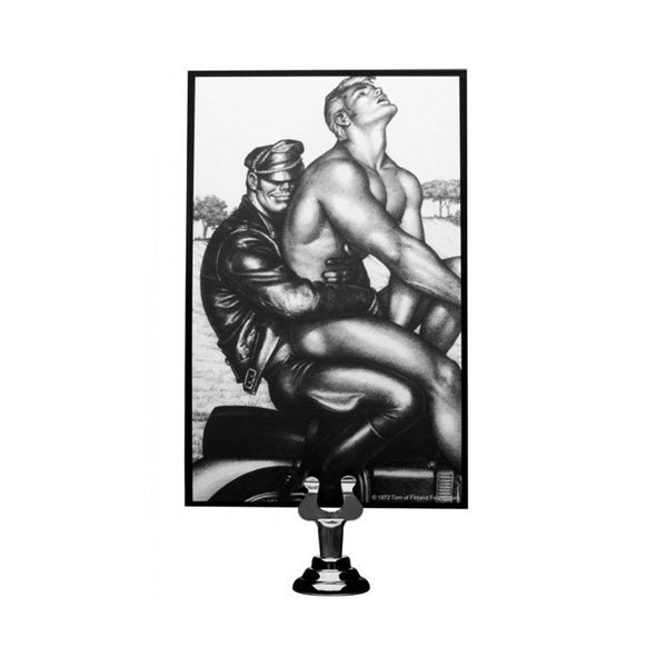 Tom of Finland Vibrating Anal Plug XL