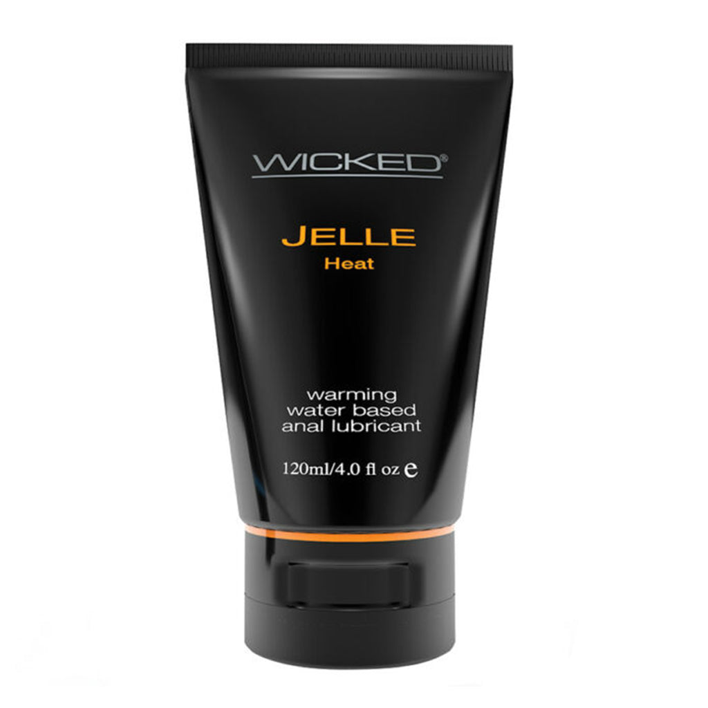 Wicked Jelle Heat Lubricant 120ml