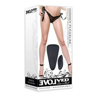 Evolved Hidden Pleasure Remote Panty Vibrator