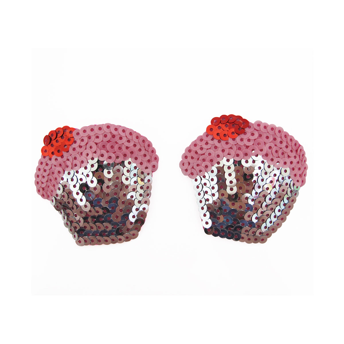 Love in Leather Cupcake Nipple Pasties