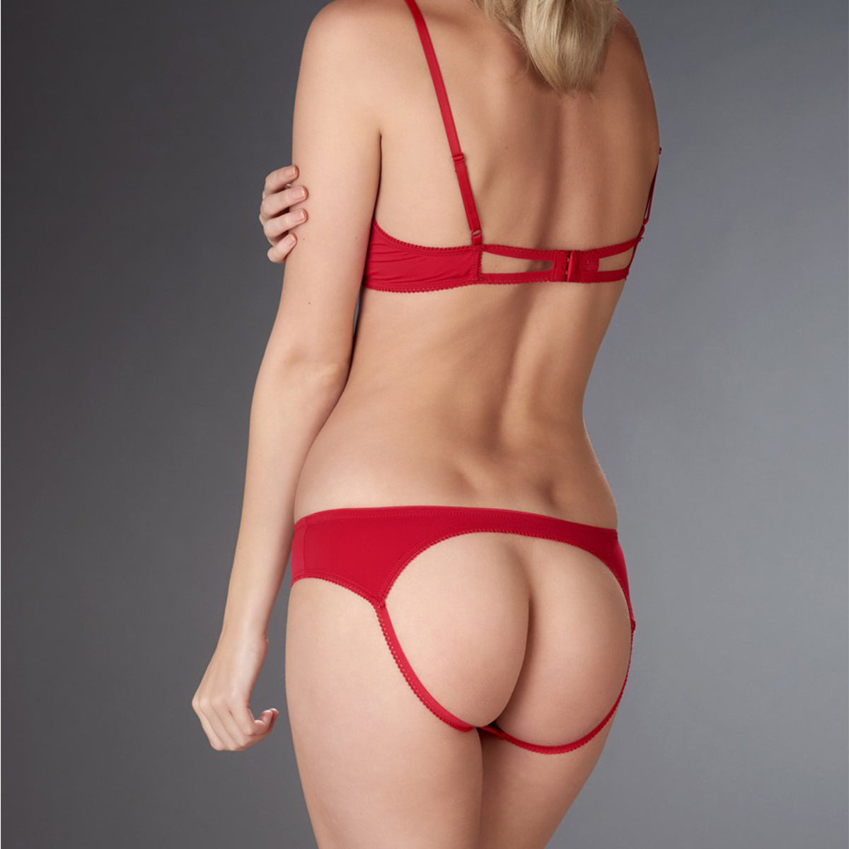 Maison Close Le Petit Secret Naked Shorty Red