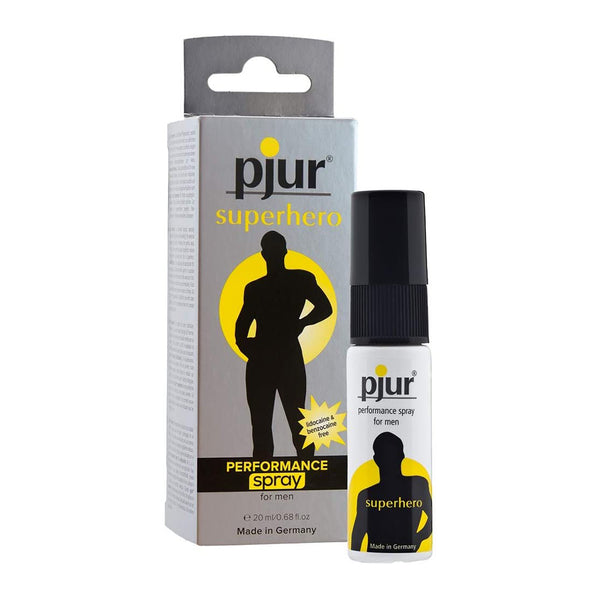 Pjur Superhero Spray 20ml .
