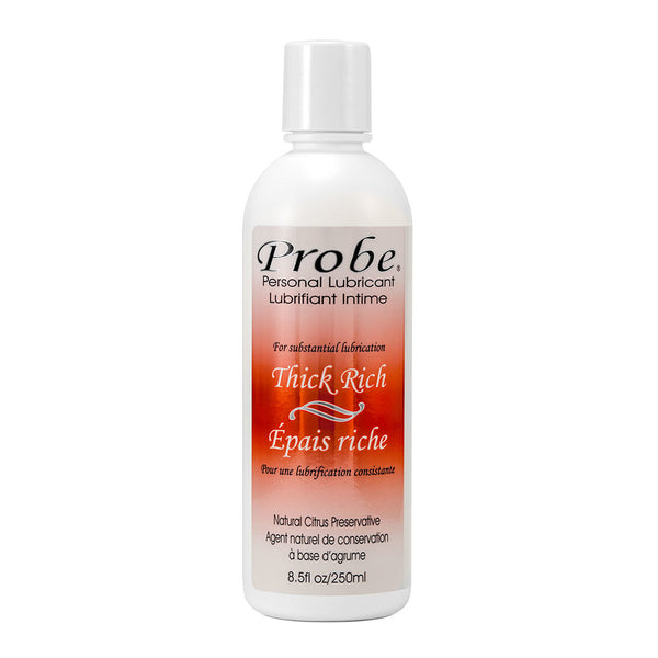 Probe Thick and Rich Water Based Lubricant 250ml
