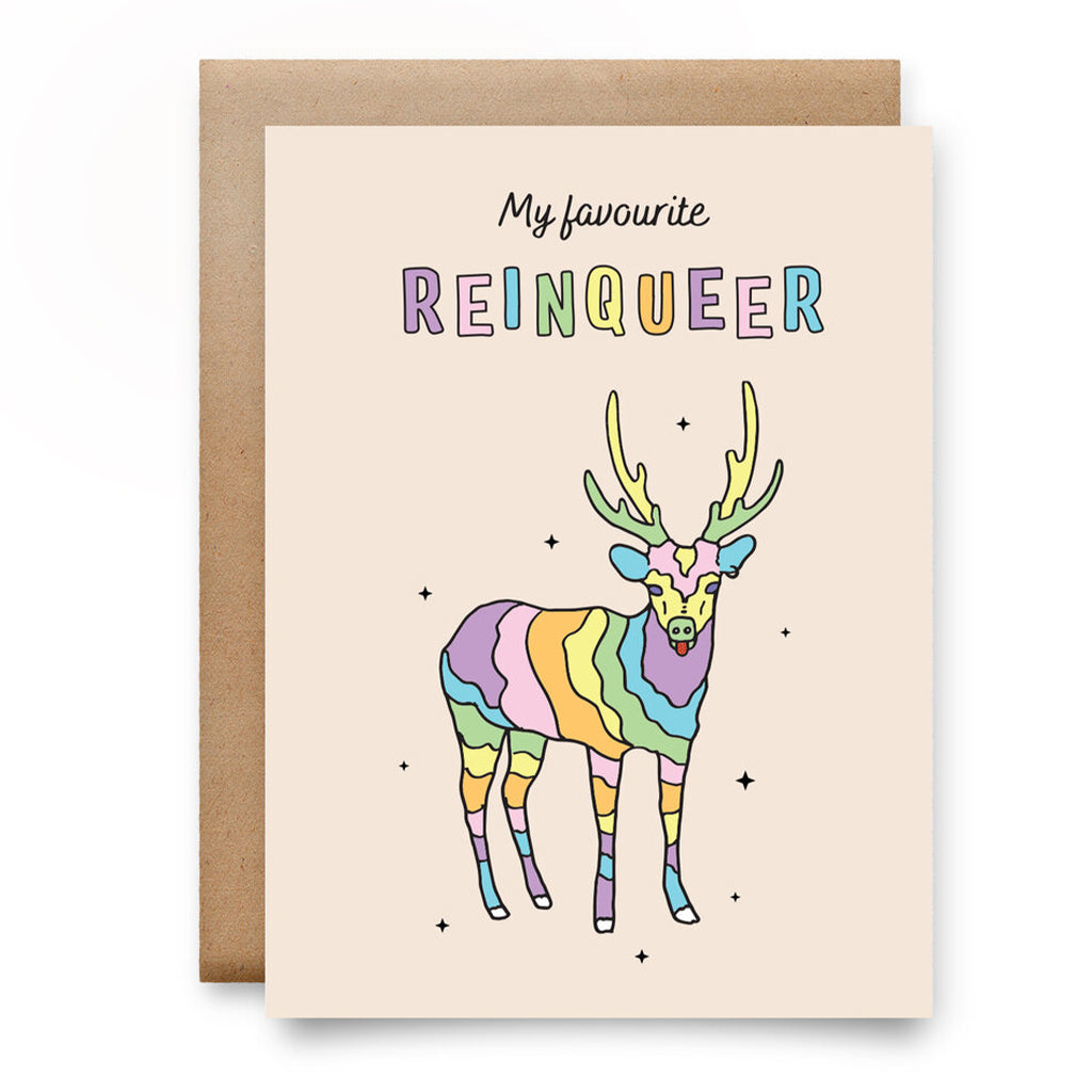 My Favourite Reinqueer Card