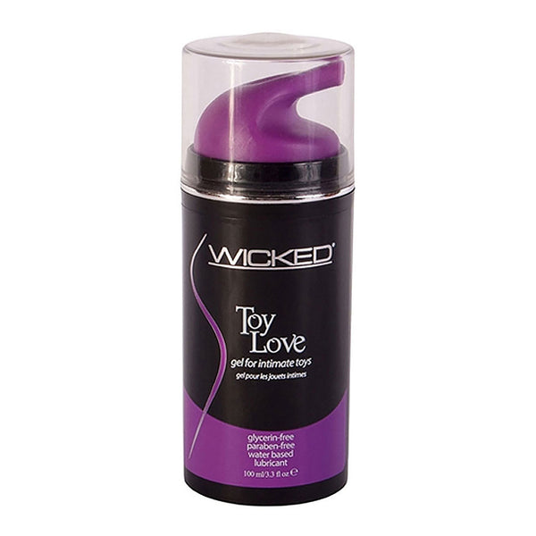 Wicked Toy Love Water Based Lubricant
