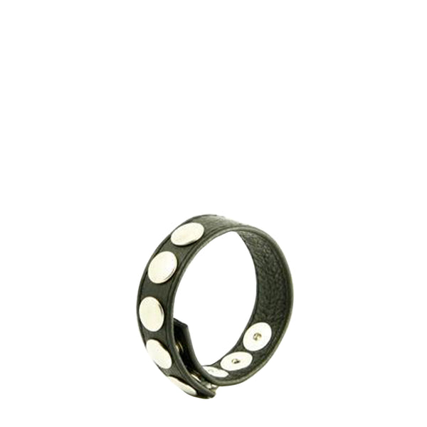 Wild Hide 5 Speed Cock Ring 20mm Black