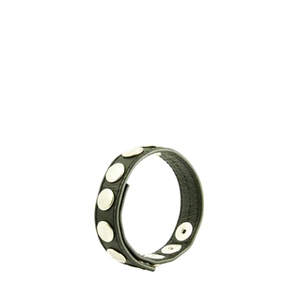 Wild Hide 7 Speed Cock Ring 20mm Black
