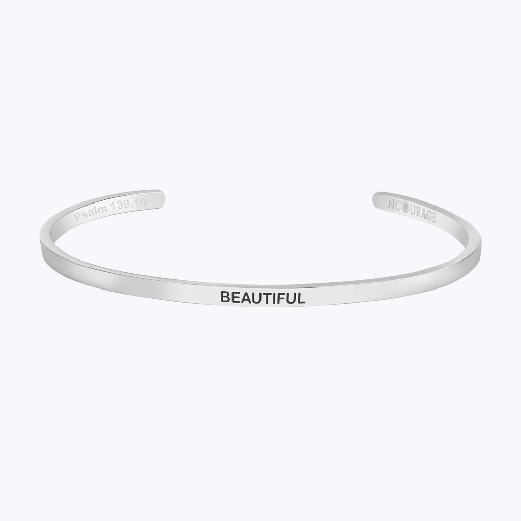 BEAUTIFUL - NCOURAGE Bands and Bracelets