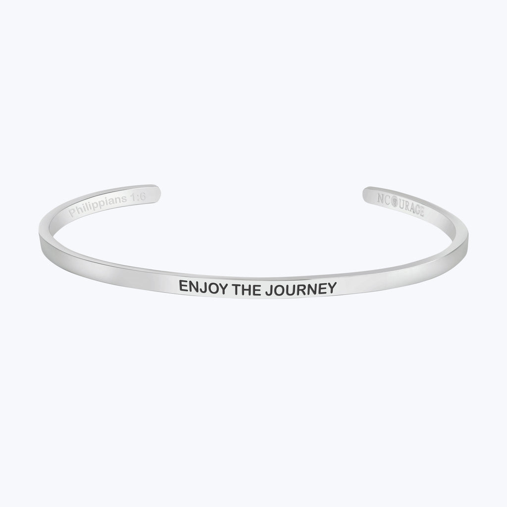 ENJOY THE JOURNEY - NCOURAGE Bands and Bracelets