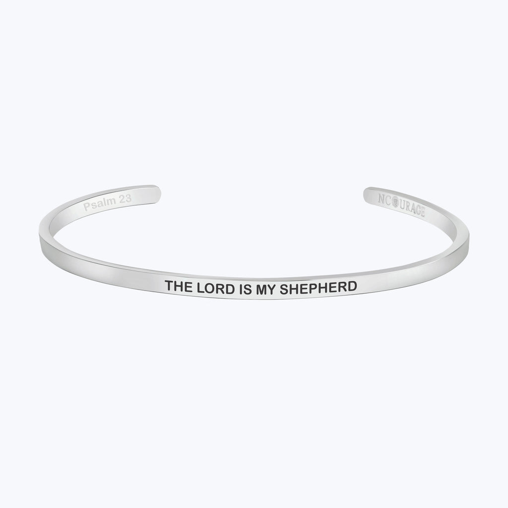THE LORD IS MY SHEPHERD - NCOURAGE Bands and Bracelets