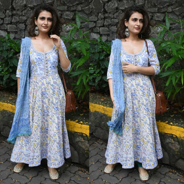 Fatima Sana Shaikh in SHADOW DANCE: PAYAL SINGHAL X FIZZY GOBLET