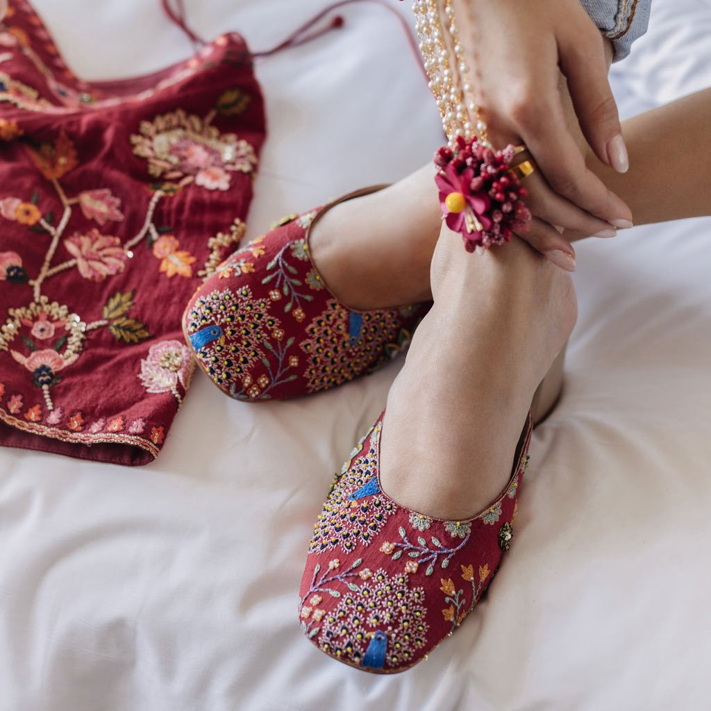 Love Nest Fizzy : Heels - Limited Edition : Rahul Mishra X Fizzy Goblet