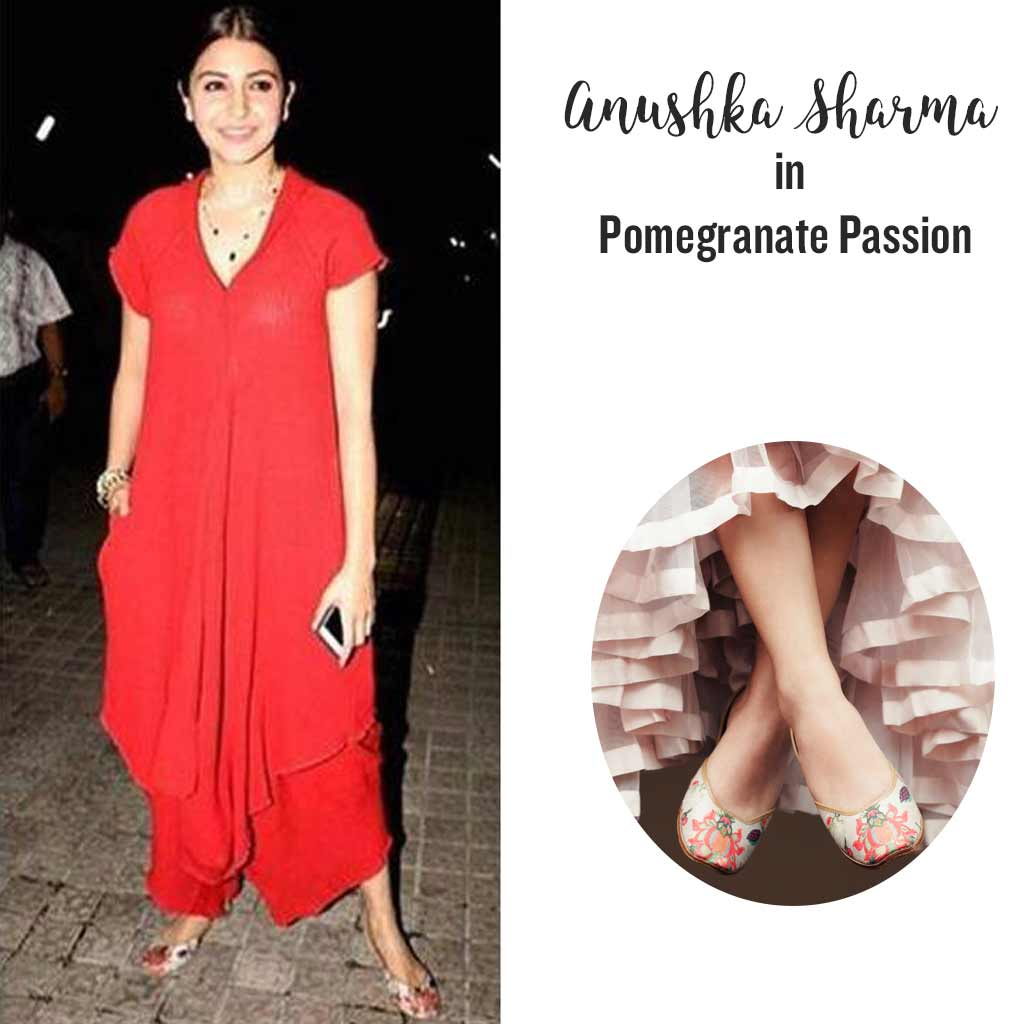 Pomegranate Passion: Payal Singhal X Fizzy Goblet
