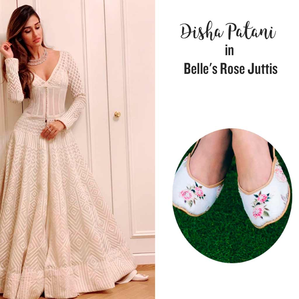 Belle's Rose - Ivory: Payal Singhal X Fizzy Goblet