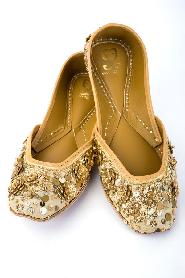 Goldiloves Juttis