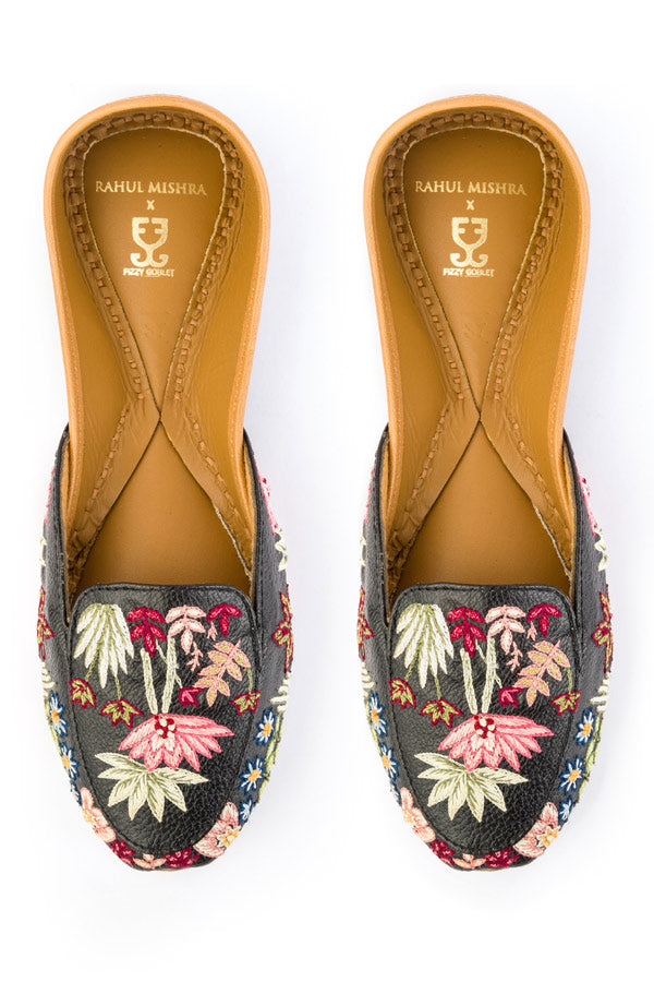 Lotus Pond : Loafers - Rahul Mishra X Fizzy Goblet