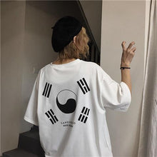 Load image into Gallery viewer, KOREAN HIGH FASHION TEE