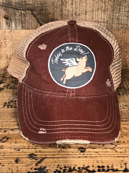 Pig's Fly Hat