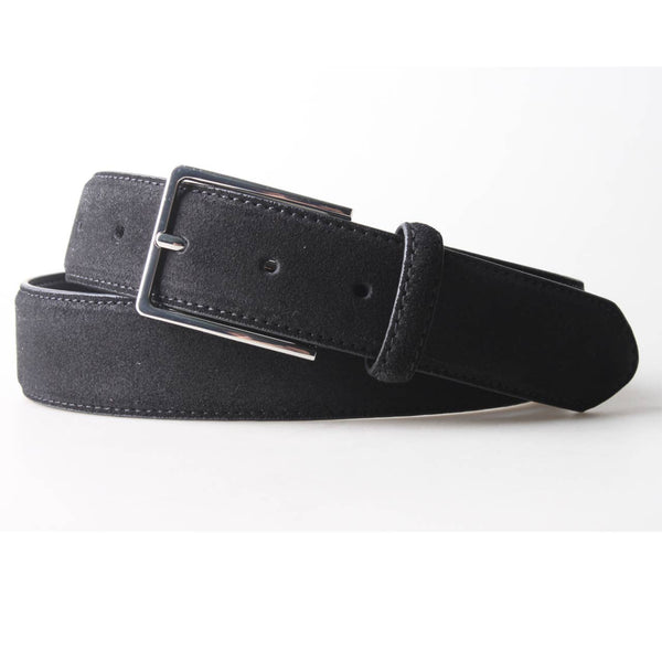 Remy Suede Leather Belt