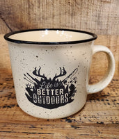Better Outdoors Mug